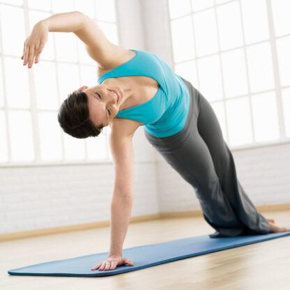 Online egyéni Pilates óra gyógytornásszal 1 alkalom ÉLŐ